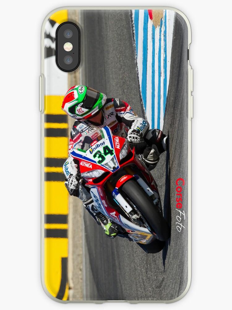 Davide Giugliano at Laguna Seca 2013 by corsefoto