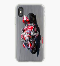 Niccolò Canepa at Laguna Seca 2013 iPhone Case