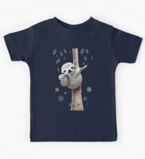 Baby Sloth Daylight Kids Tee