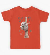 Baby Sloth Daylight Kids Tee