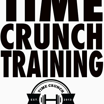 Time Crunch Training Nike Style Tee by baddersss