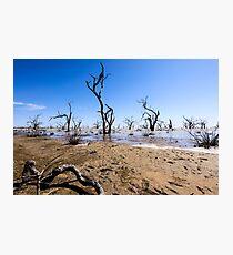 Menindee Lake NSW Australia  Photographic Print