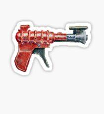 Raygun 002 Sticker