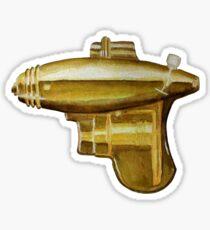 Raygun 017 Sticker