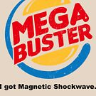 Mega Buster by freeagent08