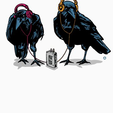 Crows  by dannybutcher