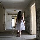 In the abandoned asylum by UpNorthPhoto