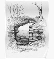 Dunboy Castle  Poster