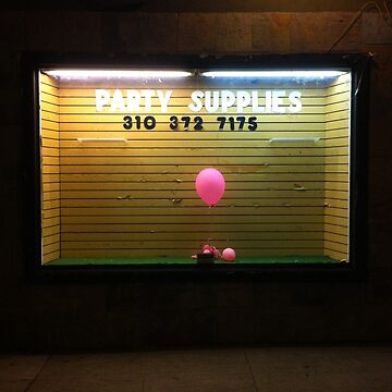 Party Supplies by davesliozis