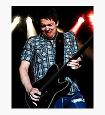 Jonny Lang Blues Guitarist Photographic Print