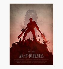 Army Of Darkness Photographic Print