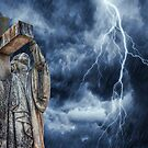 The Tempest (Geelong Cemetery) by frankc