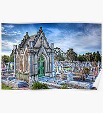 In Memoriam (Brighton Cemetery) Poster