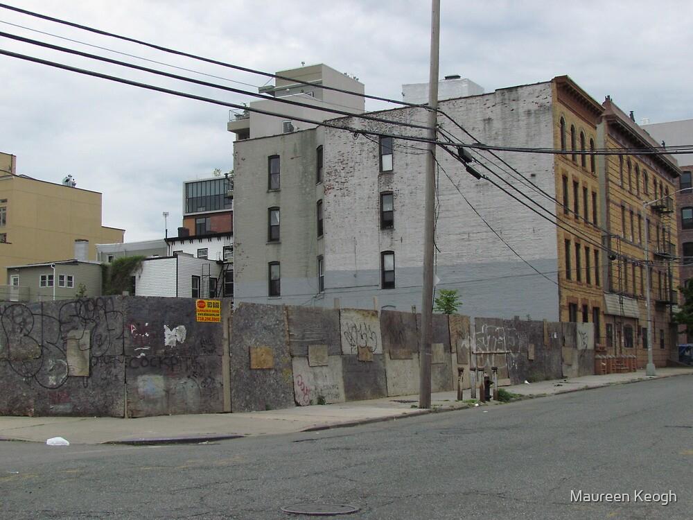 Brooklyn - Greenpoint by Maureen Keogh