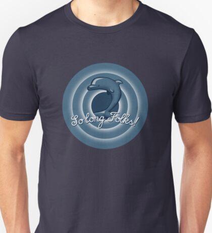 So Long Folks! T-Shirt
