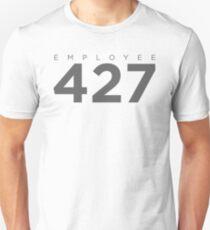 Monitoring Employee 427 T-Shirt