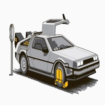 Back to the future by hassassin