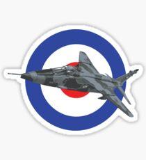 SEPCAT Jaguar Sticker