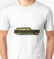 1957 Plymouth Plaza Commercial Utility T-Shirt