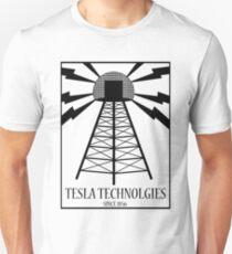 Tesla Technologies Unisex T-Shirt