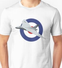 White Vulcan T-Shirt