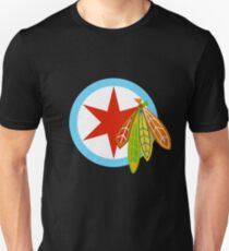 City of the Four Feathers – Alternate Unisex T-Shirt