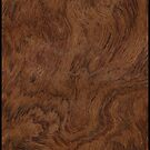 Wood case by mikath