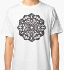 Fly Away With Me Mandala Classic T-Shirt