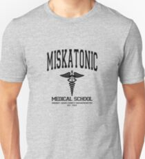 Miskatonic Medical School Unisex T-Shirt