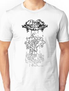 LINEart T-shirt : Three Layers Unisex T-Shirt