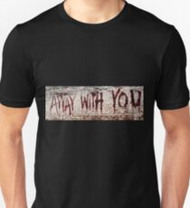 Walking Dead - Away With You T-Shirt