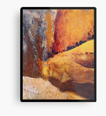 The Archeologist Metal Print