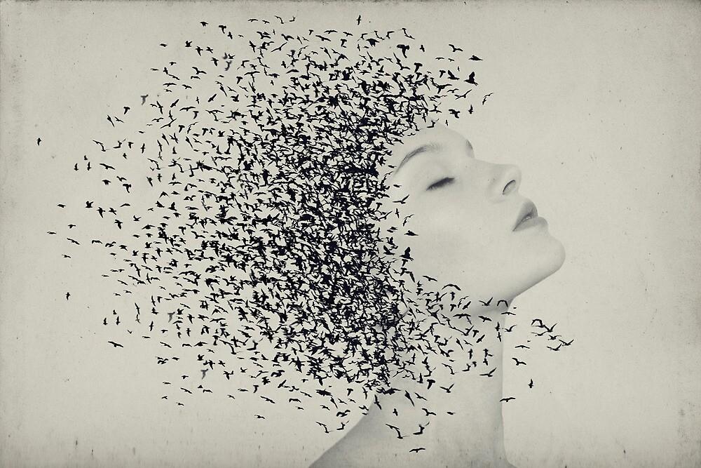 Exhale.... by Carol Knudsen