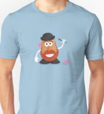 Van Gogh Potato Unisex T-Shirt