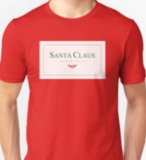 The Santa ClausE (Front) Unisex T-Shirt