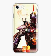Chappie Gifts & Merchandise iPhone Case/Skin