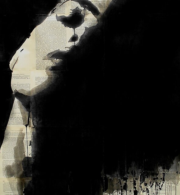 dark and light by Loui  Jover