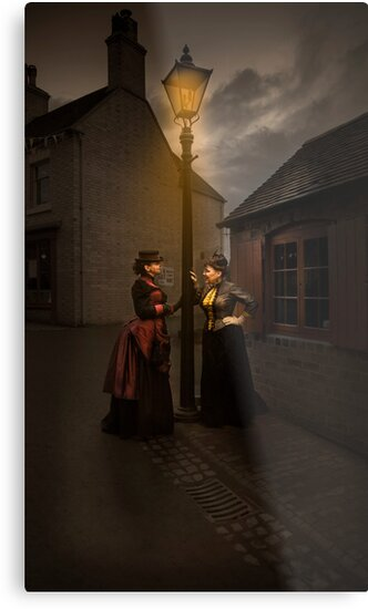 Lamp Light Ladies by Patricia Jacobs DPAGB LRPS BPE4