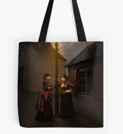 Lamp Light Ladies Tote Bag