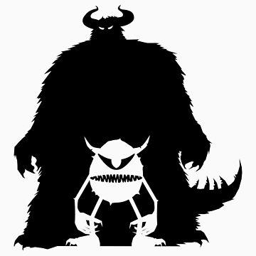 Monstrosity Ltd by mindhummus