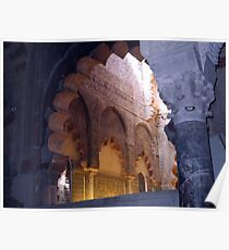 Cordoba Mezquita - Cathedra Poster