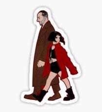 Leon the Professional + Mathilda Sticker