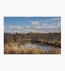 Lake Scugog  Photographic Print