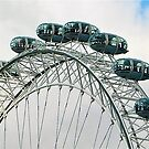 The London Eye by Irish