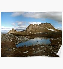 Cradle Mountain With Tarn Poster