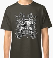 King's Throne of Barbells Classic T-Shirt