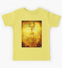The levitation of the dome Kids Tee