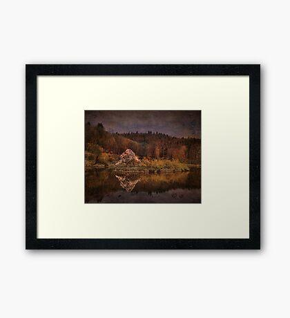 A Treasured Island Framed Print