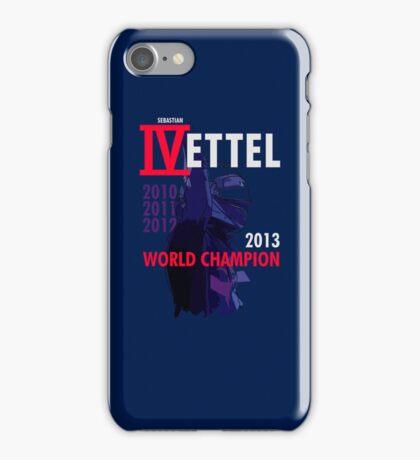 IVettel iPhone Case/Skin