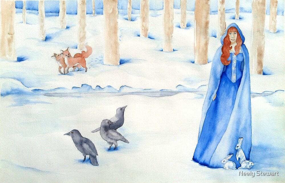 Winter Witch by Neely Stewart